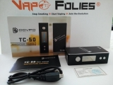 Revue & Test du Mod box Dovpo TC-50 50 watts
